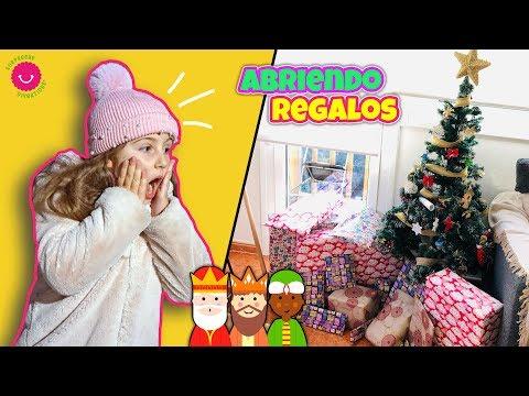 ¡Vino El Rey Baltasar A Nuestra Casa! Noche De Reyes Con Clàudia 🎄