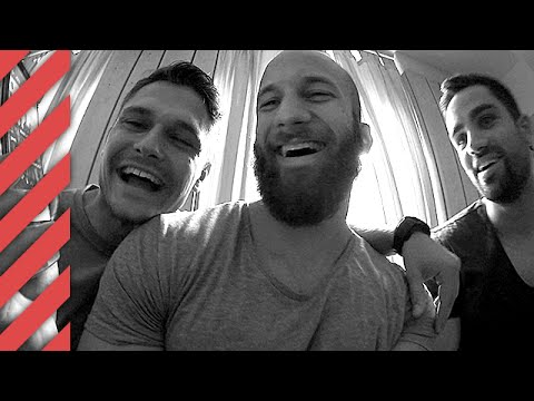 Vlog bei Wladimir Klitschko 3-Pack und mehr mit Goeerki Rafa und Tim Gabel