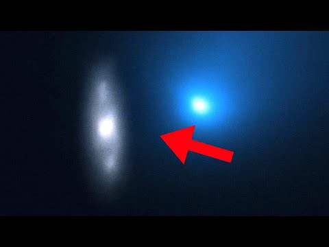 NASA takes a Image of Mysterious Object that arrived from another Solar System!