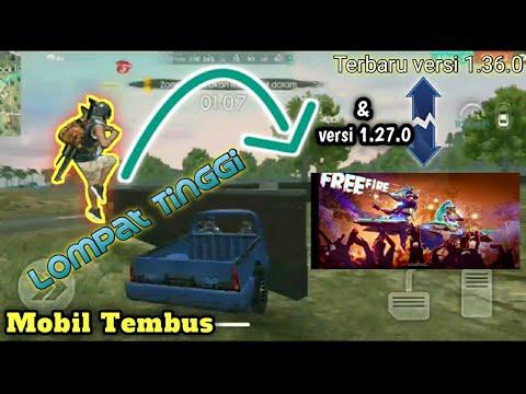 CHEAT MOBIL TEMBUS TEMBOK | Free Fire Battleground