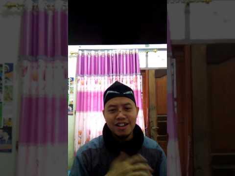 Lagu Syari'ah anti Galau ' Ayoo Baca Al Qur'an Versi lain lagu Citata by Amin Funtastic MMTv
