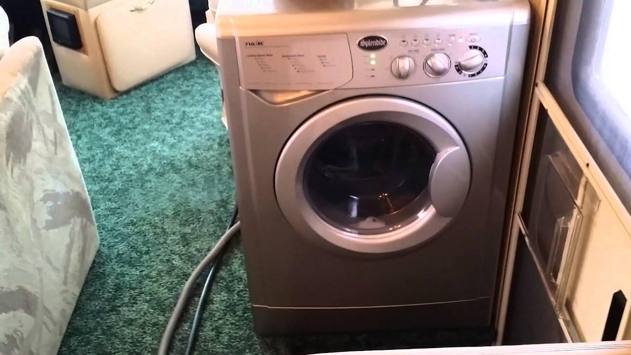 Splendide Washer - Dryer Ventless Combo - YouTube