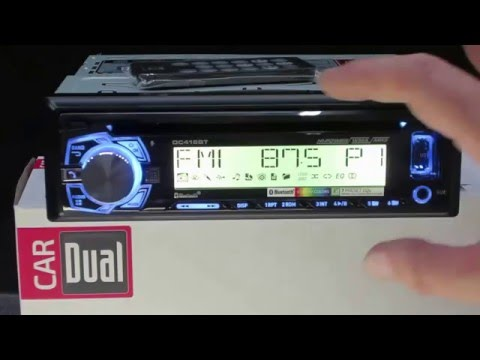 Dual DC416BT Bluetooth Stereo Review