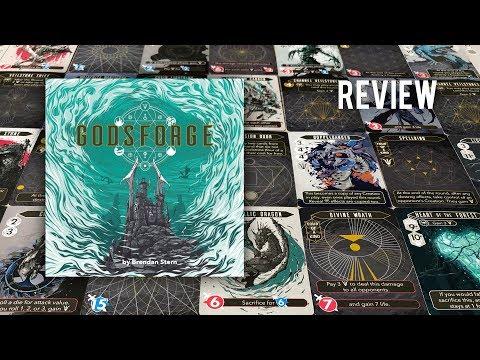 Godsforge (Atlas Games) / Review / Regelerklärung + Fazit