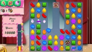 Candy Crush Saga Level 208 No Boosters