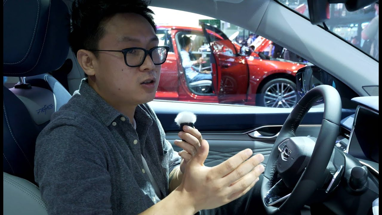 Download Bejing Auto Show Walkaround with Geely Auto, Lynk & Co, Polestar - All of the News You Missed!