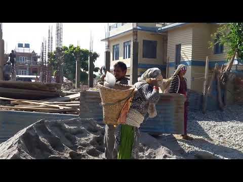 Nepali worker Women