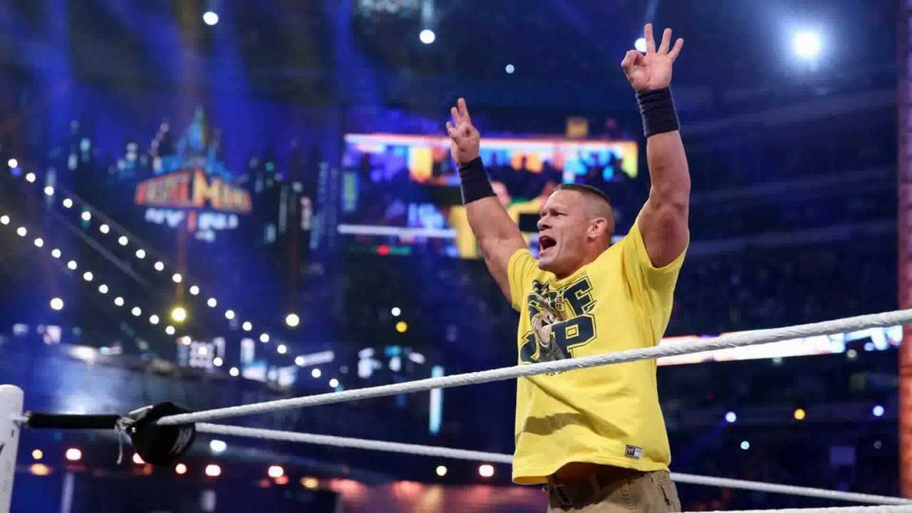 "WWE John Cena Theme Song 2015 - ""The Champ Is here"" HD ...John Cena Wwe Champion 2013 Champ Is Here"