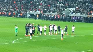 Beşiktaş Fenerbahçe 3-1 maç sonu mini mini bir kuş