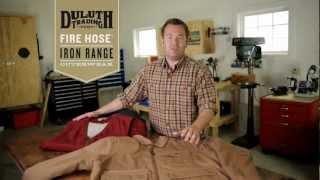 Duluth Trading Iron Range Outerwear