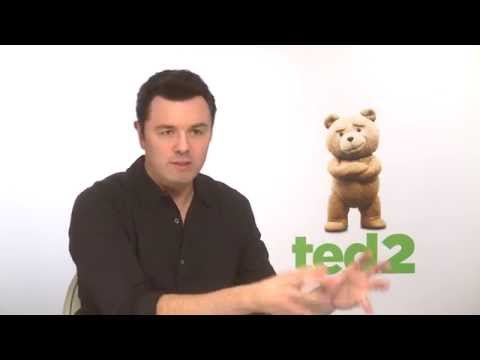 Ted 2 - Behind the scenes interviews