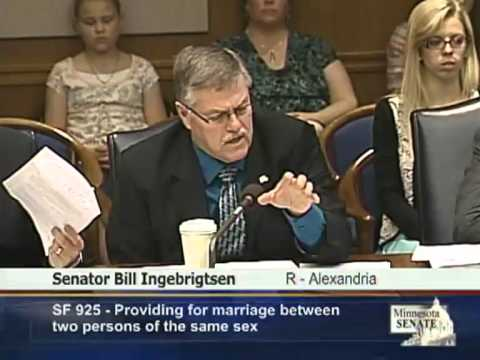 MN Senate Finance Committee Approves Same-Sex Marriage