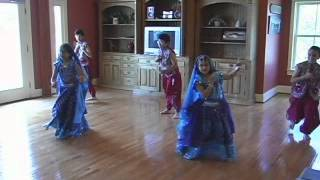 Indian Dance Competition 2008 web clip 1