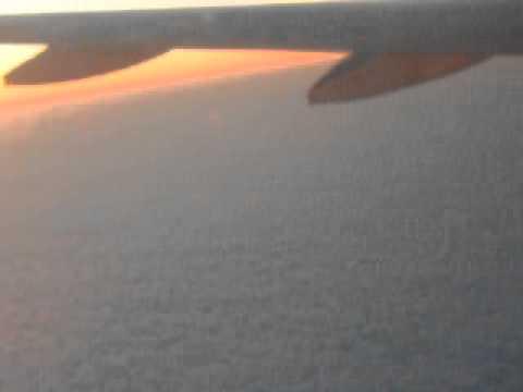 abidjan-paris dans l'avion