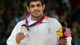 Exclusive interview With Sushil Kumar Wrestler