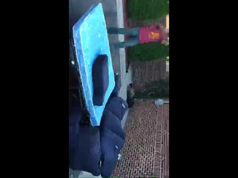 DSR Destroys Jim Leyland's Sofa Sleeper