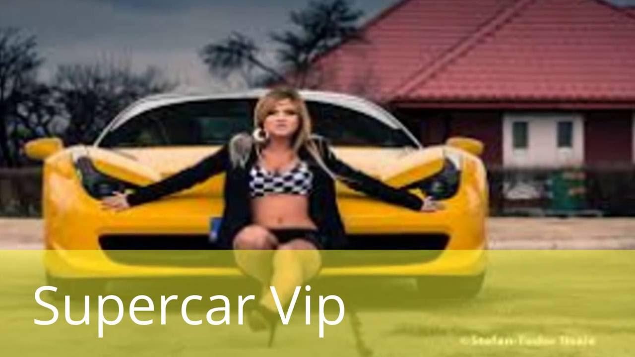 Supercar Vip Lamborghini Hot Girl Youtube