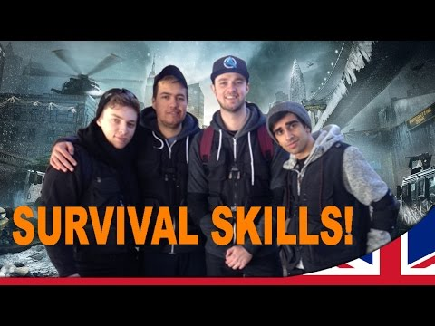 Tom Clancy's The Division - Survival Skills!