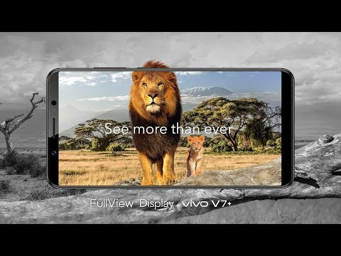 Vivo V7+ Product Video | Now Launched