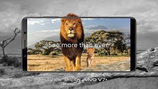 Vivo V7+ Product Video