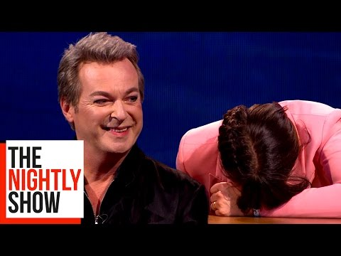 Julian Clary Can't Stop Being Rude  The Nightly