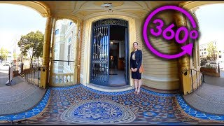 360 Video - Payne Mansion Hotel San Francisco CA