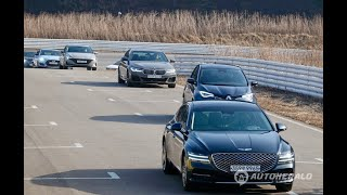 """상반기 자동차 양극화 심화 """"대형 SUVㆍ슈퍼…"""