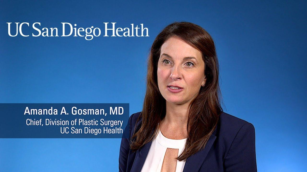 Meet Amanda Gosman, MD: Plastic Surgeon