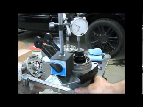 C3 Corvette rear spindle set up (64-82)