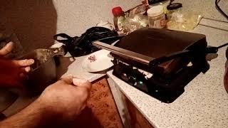Как готовить шашлык на электрогриле