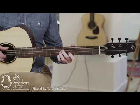 Avian Songbird Standard Electro-Acoustic Guitar Played By Will McNicol (Part One)