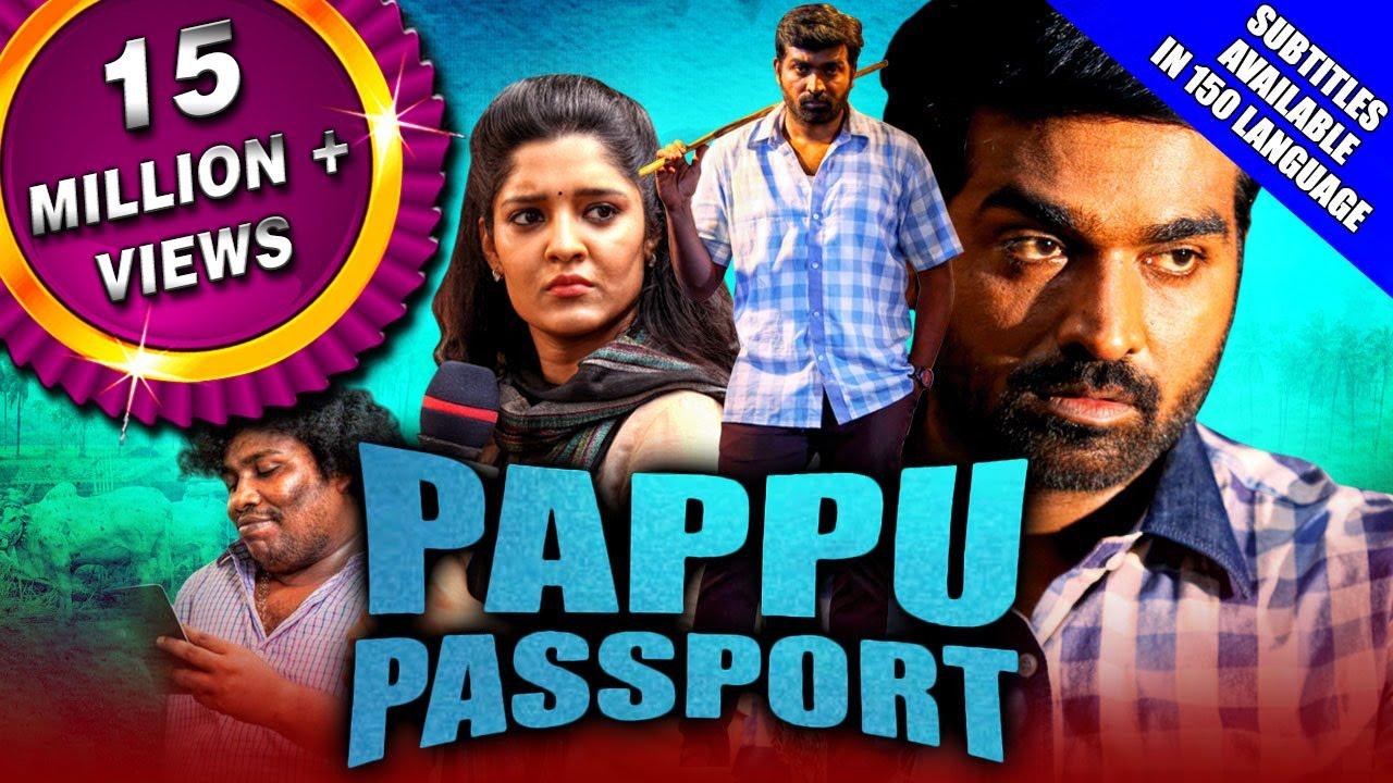Download Pappu Passport (Aandavan Kattalai) 2020 New Released Hindi Dubbed Full Movie | Vijay Sethupathi