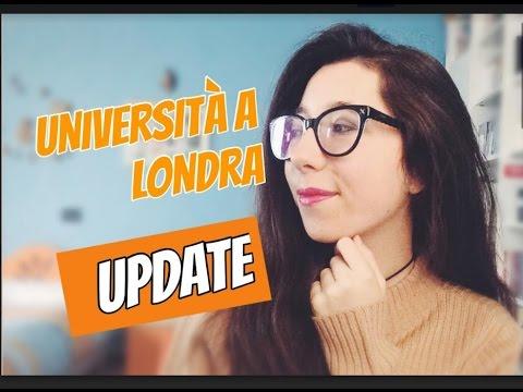 Università a LONDRA - UPDATE!