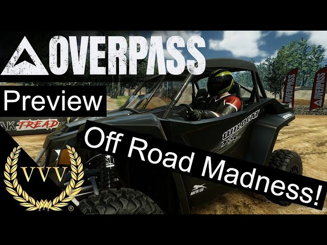 OVERPASS   Extensive Preview & Gameplay