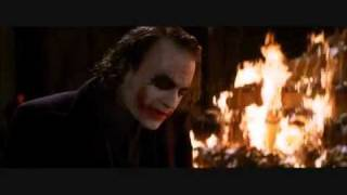 The Dark Knight - The Joker - Everything Burns - HQ2 - Cut