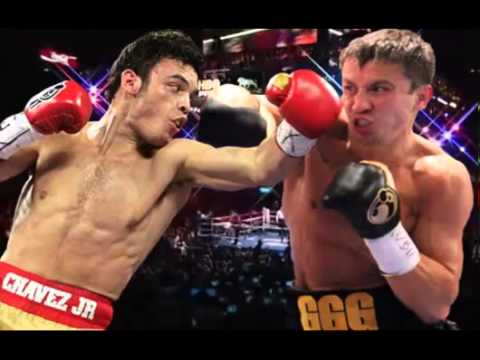 Julio Chavez Jr vs GENNADY GOLOVKIN 7/12!!! from YouTube · Duration:  4 minutes 22 seconds
