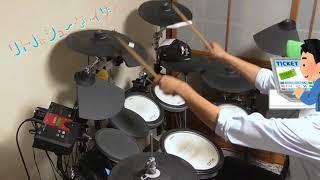 【水瀬いのり】リトルシューゲイザー【Drum Cover】