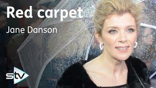 Jane Danson is Torvil & Dean's biggest fan! | Dancing on Ice