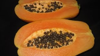 Repeat youtube video Beneficios de comer papaya.