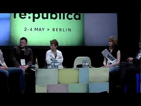re:publica 2012 - Self-Publishing on YouTube
