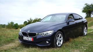 BMW Seria 4 Grand Coupe - Perfectiune pe roti