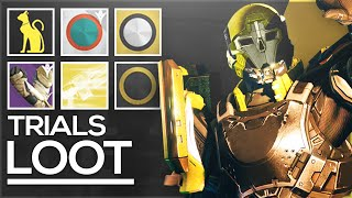 Destiny Flawless Trials Loot - New Gear, Lighthouse Emblem, Exotics & Shaders