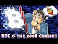 Bitcoin and the 2008 Crash Pattern