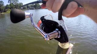 15 Second fish catch - Choctowhatchee Bay - KastKing