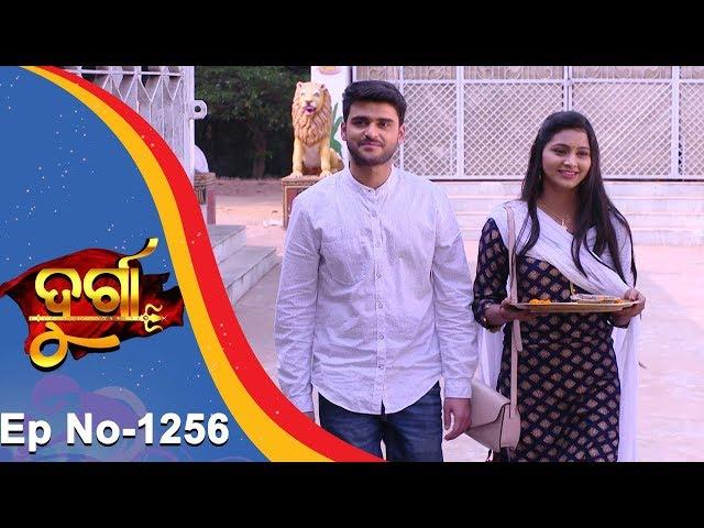 Durga | Full Ep 1256 | 17th Dec 2018 | Odia Serial - TarangTV