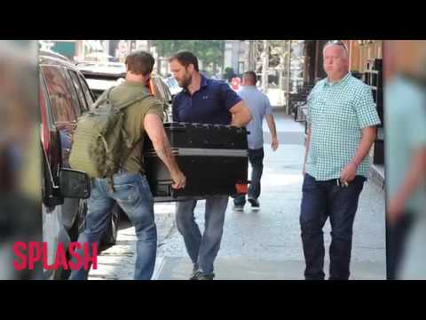 Big Jim - At Work - WATCH: Taylor Swift Smuggled In A Suitcase?