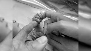 Ona Carbonell da la bienvenida a Kai, su primer hijo