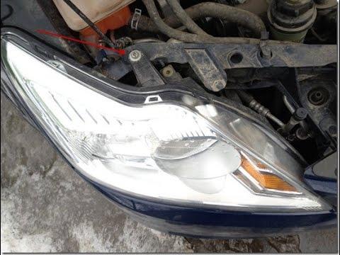 Галогенная лампа на форд фокус 1