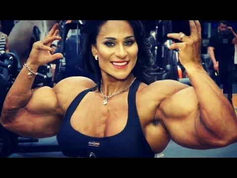 The Biggest Female Bodybuilder in the world |10 Women Who Took Bodybuilding to EXTREME World Top 10