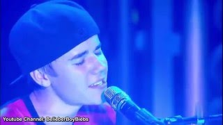 Justin Bieber  - Down To Earth #QualitySong (Live) Concert Brazil